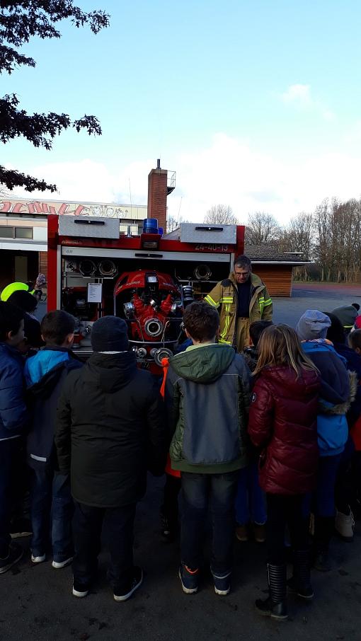 Feuerwehr 2018©Alpheideschule