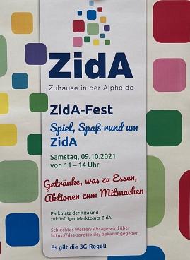 ZIDA-Fest©Alpheideschule