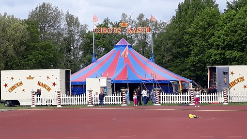 Zirkus Tag 1/5©Alpheideschule